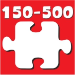 Puzzle 150 - 500 Τεμ.