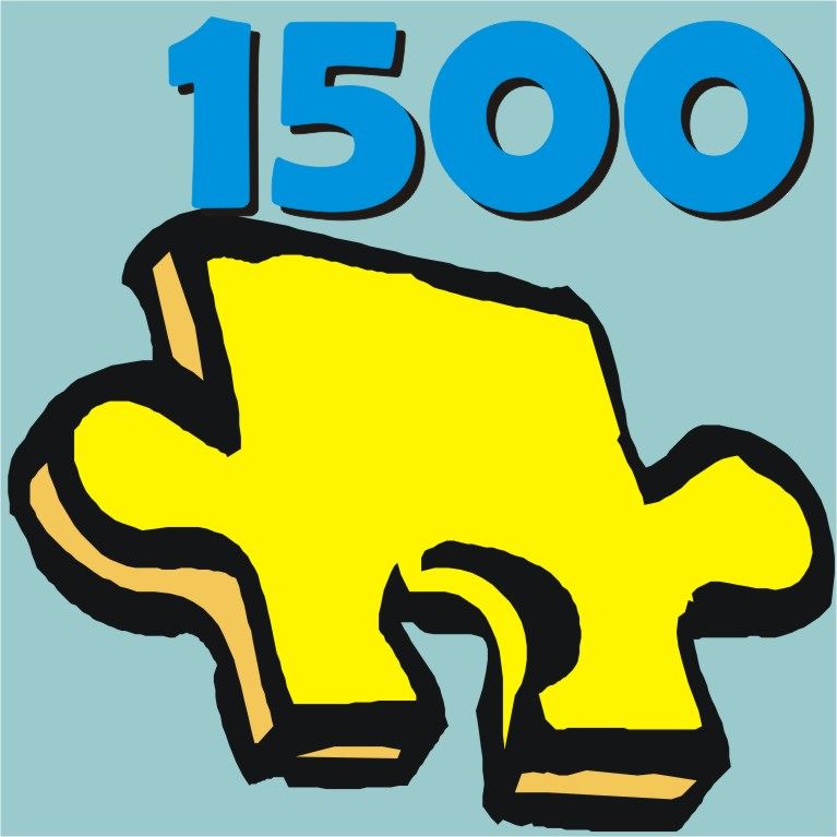 Puzzle 1500 Τεμ.