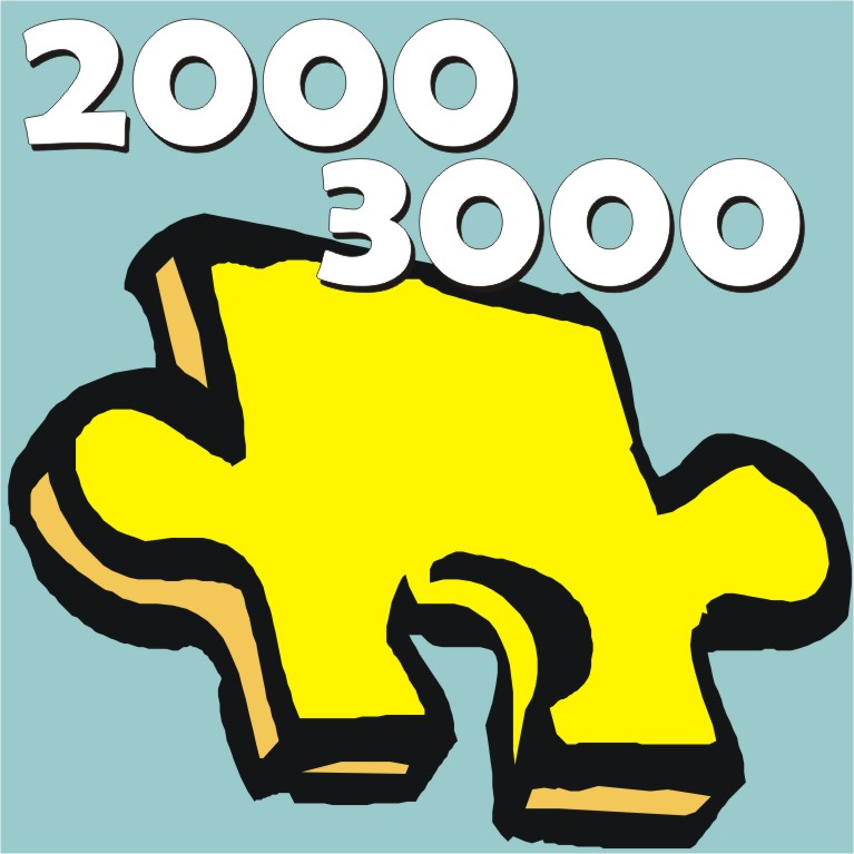Puzzle 2000 - 3000 Τεμ.