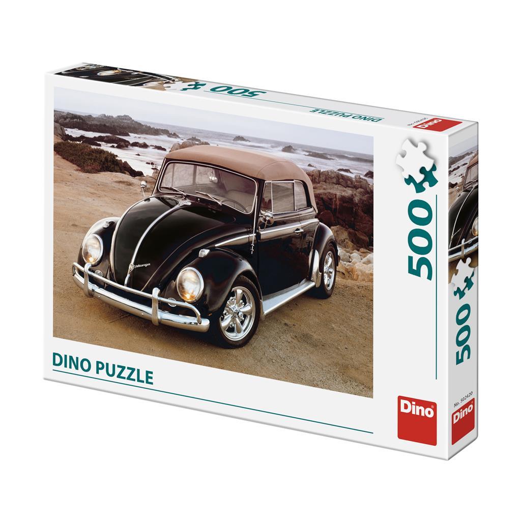 VW BEETLE ΣΤΗΝ ΠΑΡΑΛΙΑ 500 ΤΕΜ. ΠΑΖΛ Dino