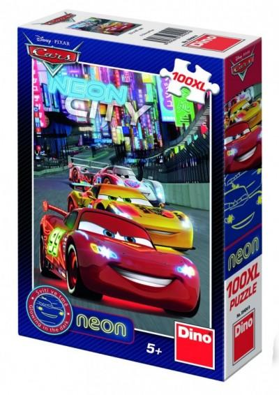 CARS NEON 100 XL