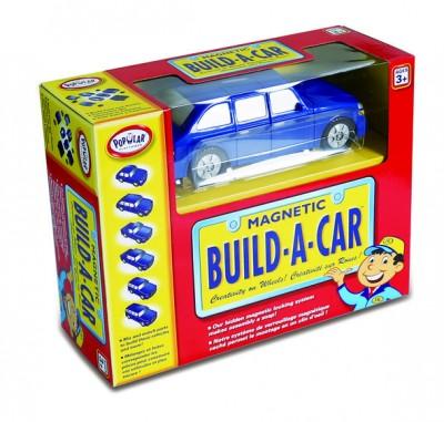 ΜΑΓΝΗΤΙΚΗ ΚΑΤΑΣΚΕΥΗ ΑΥΤΟΚΙΝΗΤΟ BUILD A CAR