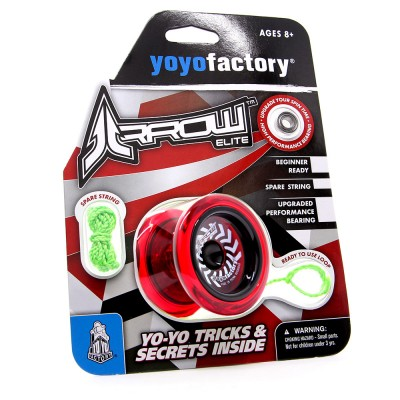 YOYO ARROW red