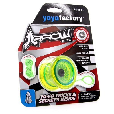 YOYO ARROW yellow