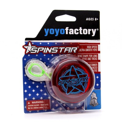YOYO SPINSTAR red