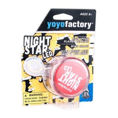 YOYO NIGHTSTAR LED clear/red
