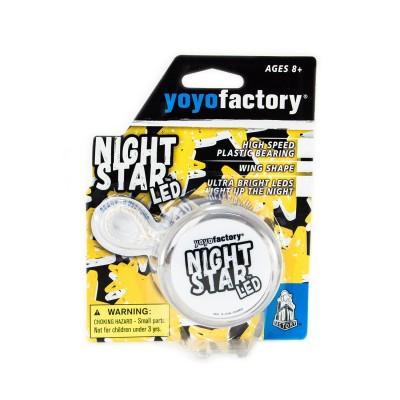 YOYO NIGHTSTAR LED clear/white