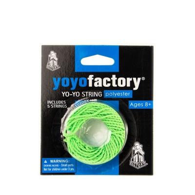 STRING PACK 5 ΚΟΡΔΟΝΙΑ YOYO green