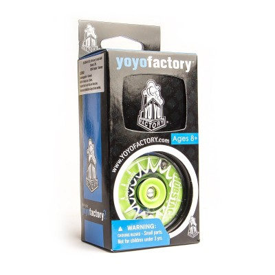YOYO HUBSTACK blue green