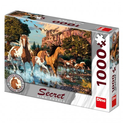 ΑΛΟΓΑ 1000 TEM. SECRET COLLECTION ΠΑΖΛ Dino
