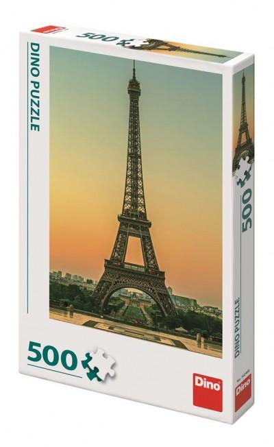 ΠΥΡΓΟΣ ΤΟΥ ΑΪΦΕΛ: ΔΥΣΗ 500 ΤΕΜ. ΠΑΖΛ Dino