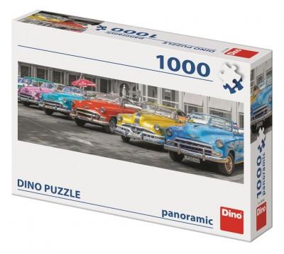 ΑΥΤΟΚΙΝΗΤΑ 1000 TEM. PANORAMIC ΠΑΖΛ Dino