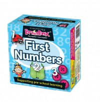 FIRST NUMBERS PRE SCHOOL